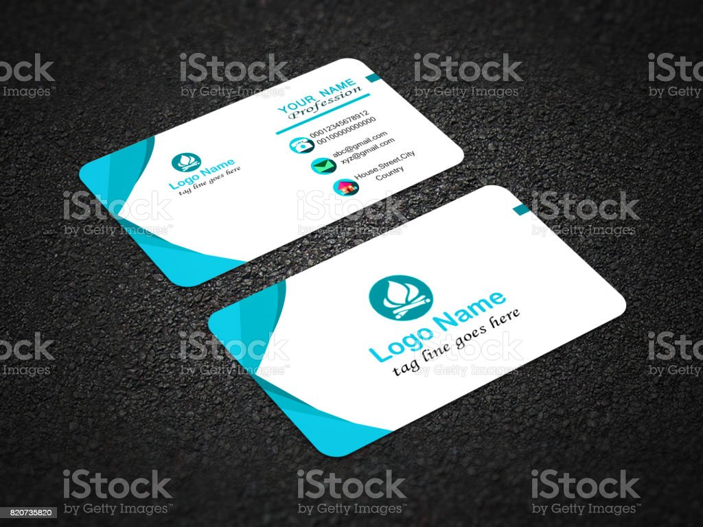 Royalty Free Business Card Design Pictures Images And Stock Photos