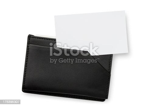 istock Business Card Holder 175395307