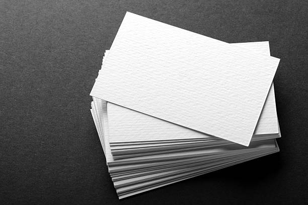 business cards - business card stock photos and pictures