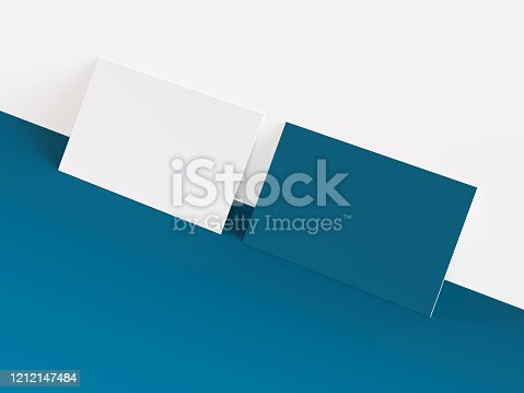 Identity template, Business Card, Playing Card, 3D, Mockup,  Information Equipment