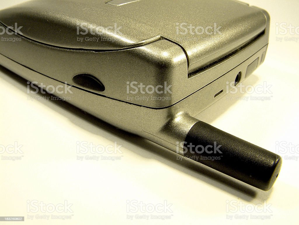 business - cell phone and PDA royalty-free stock photo