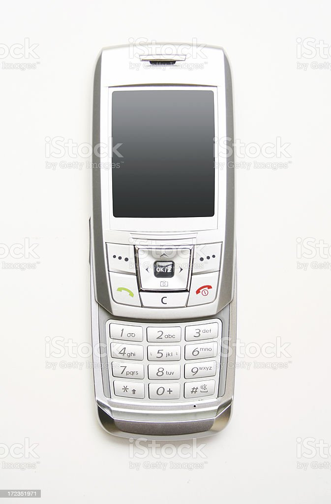 Business Cellular royalty-free stock photo