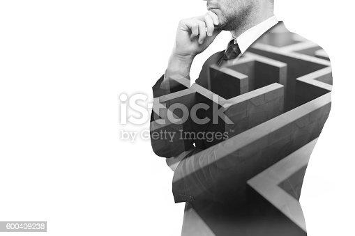 istock Business challenge 600409238