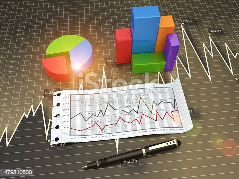 istock Business chart as concept 479810500