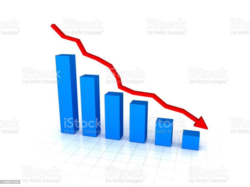 Business Chart Concept stock photo