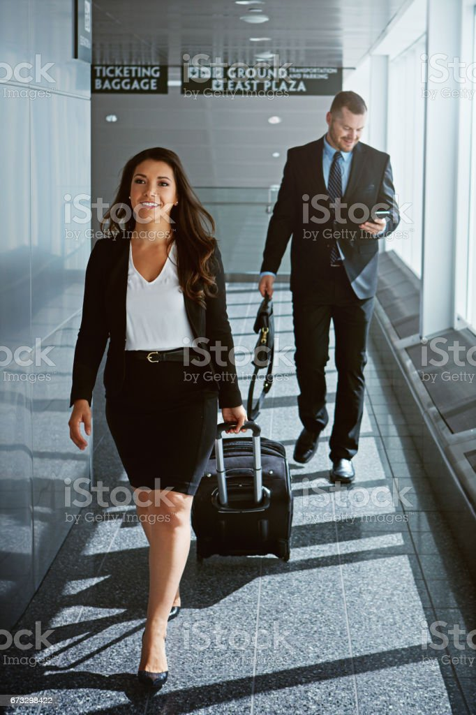 Business class, naturally royalty-free stock photo