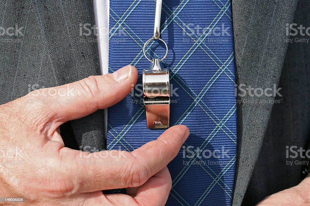 Business coach royalty-free stock photo