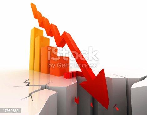 618516848istockphoto business collapse 173623321
