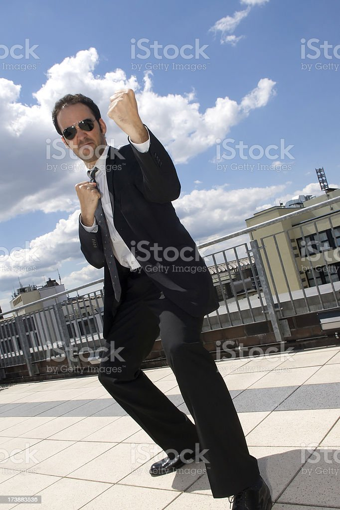 Business Competetition royalty-free stock photo