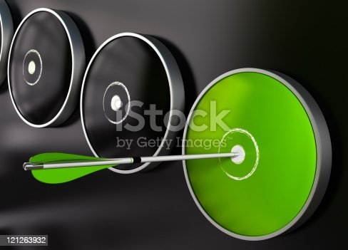 istock Business - competitive advantage 121263932