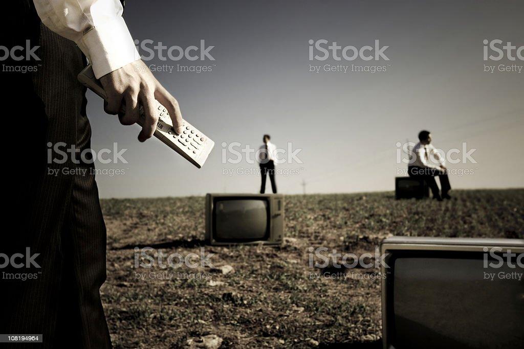 Business comunication royalty-free stock photo