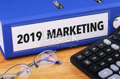 istock Business Concept 2019 Marketing 1043994856