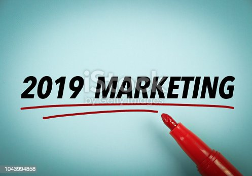 istock Business Concept 2019 Marketing 1043994858
