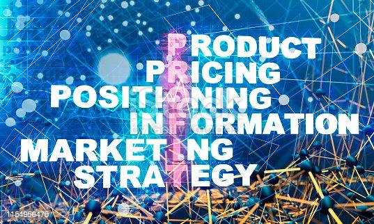 istock Business concept acronym 1154956475