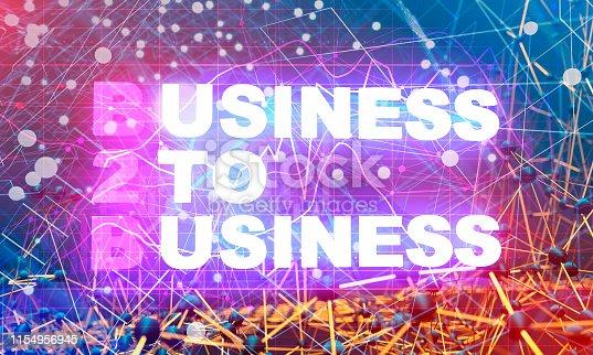 istock Business concept acronym 1154956945