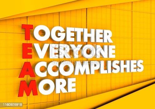 istock Business concept acronym 1160925918