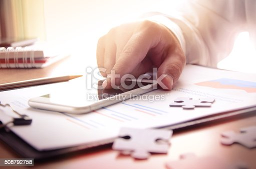 istock Business concept for Market Research and New Product Development 508792758