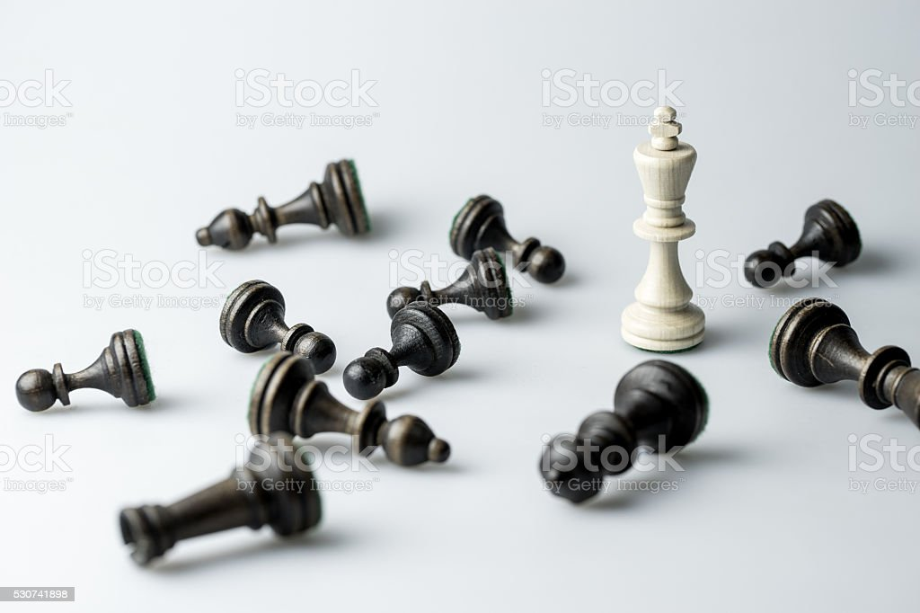 Business concept  key for strategy stock photo