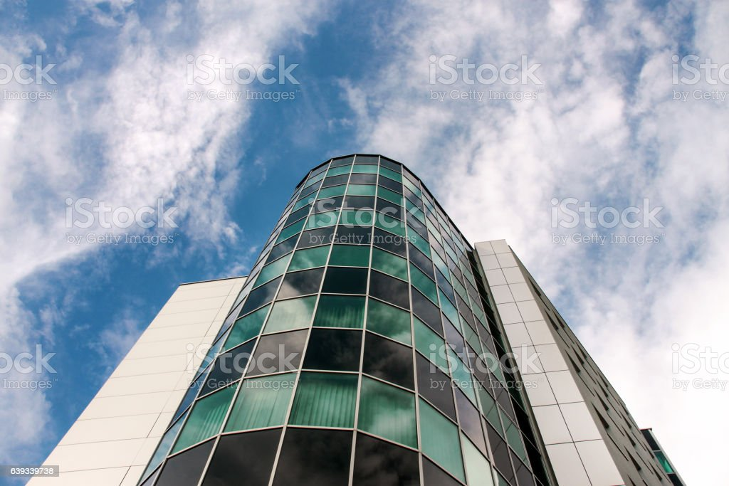 Business concept of architecture foto royalty-free