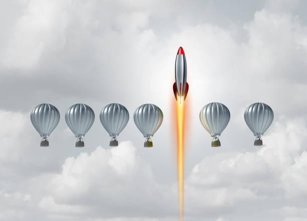 business concept of success - innovation stock-fotos und bilder