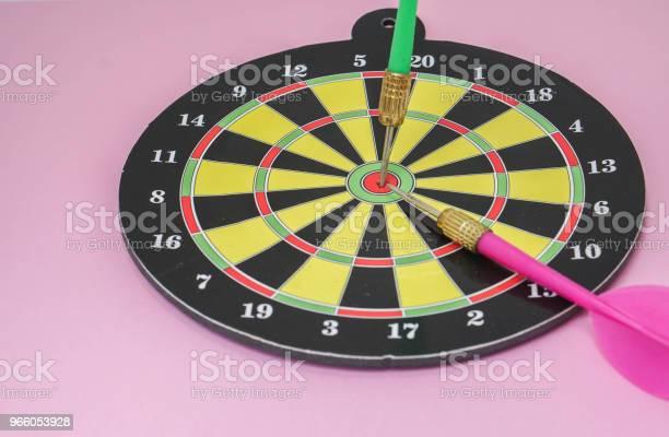 Affärsidé För Target Hit För Framgång-foton och fler bilder på Affärsstrategi
