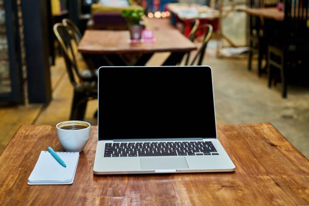 business-konzept - schwarzer kaffee net stock-fotos und bilder