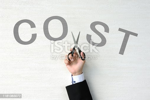 Business concepts, cost cutting