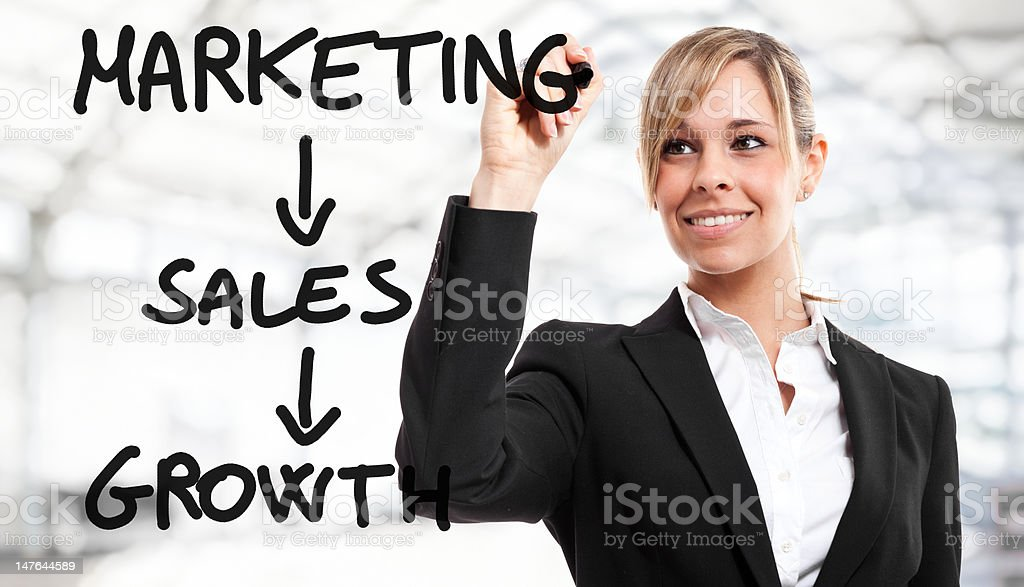 Business concepts royalty-free stock photo