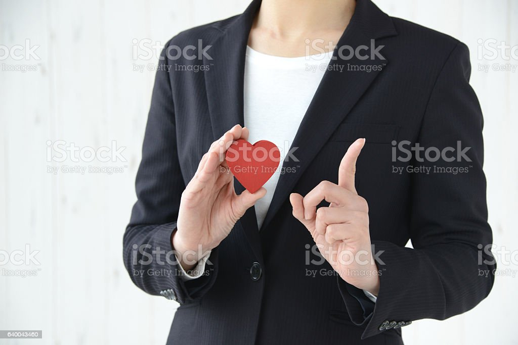 Business concepts, safety services stock photo
