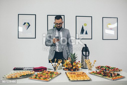 istock Business Conference And Event 937226480