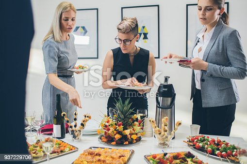 istock Business Conference And Event 937229706