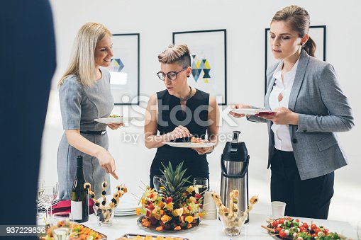 istock Business Conference And Event 937229836