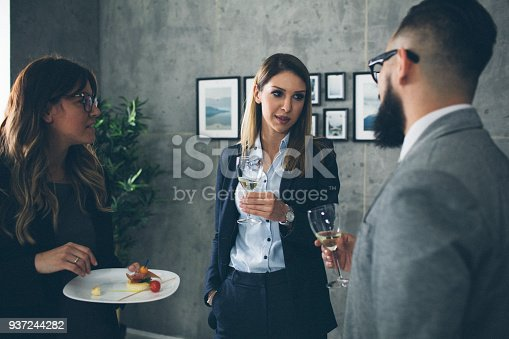 istock Business Conference And Event 937244282