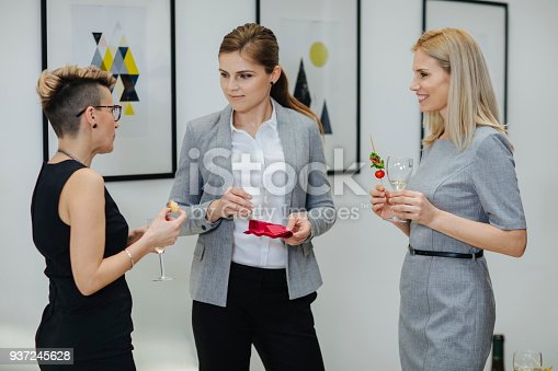 istock Business Conference And Event 937245628