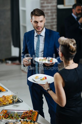 istock Business Conference And Event 937248300
