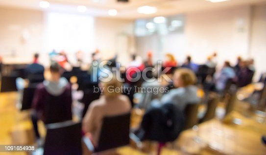istock Business conference 1091654938
