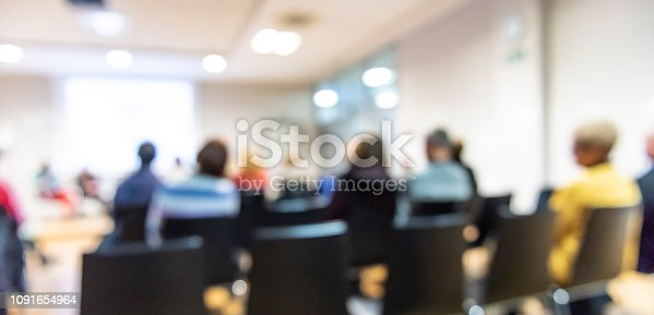 istock Business conference 1091654964
