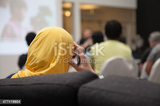 istock Business Conference 477419934