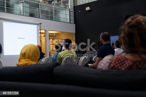 614852062 istock photo Business Conference 491531234