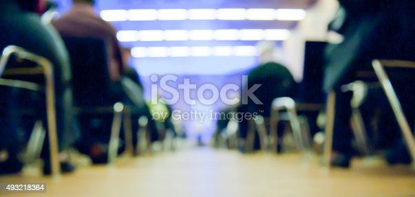 istock Business conference 493218364