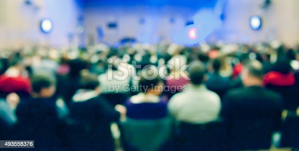 istock Business conference 493558376