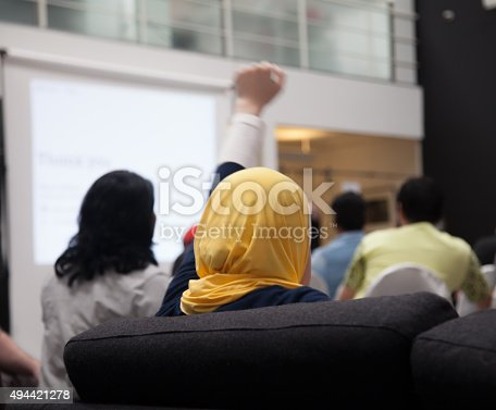 istock Business Conference 494421278