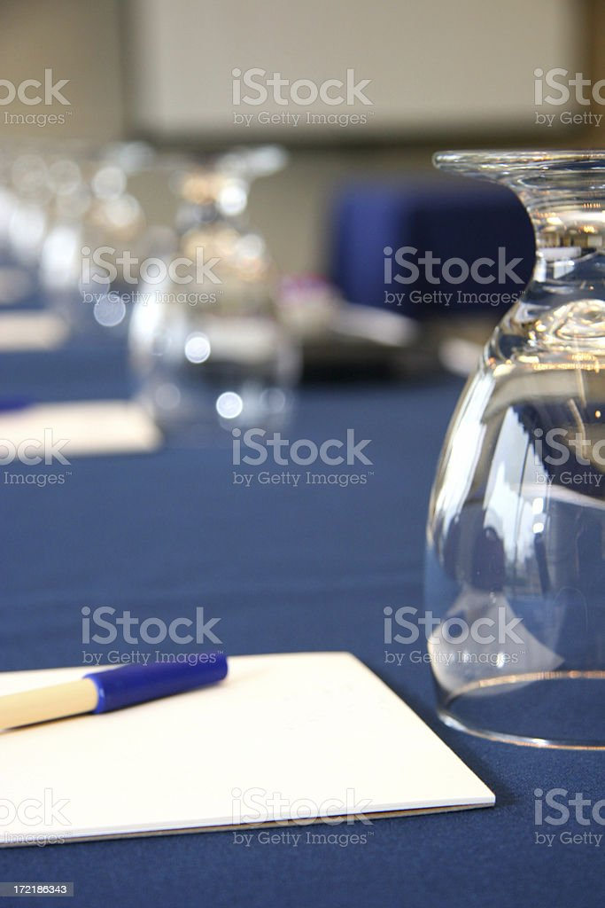 Business Conference Room royalty-free stock photo