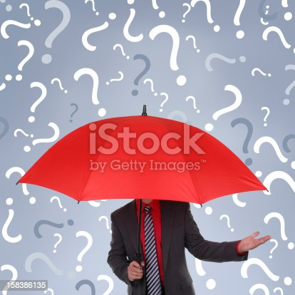 istock Business confusion 158386135