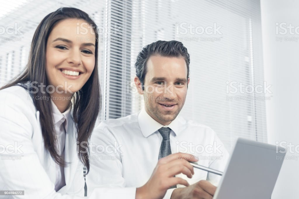 Business consultancy stock photo