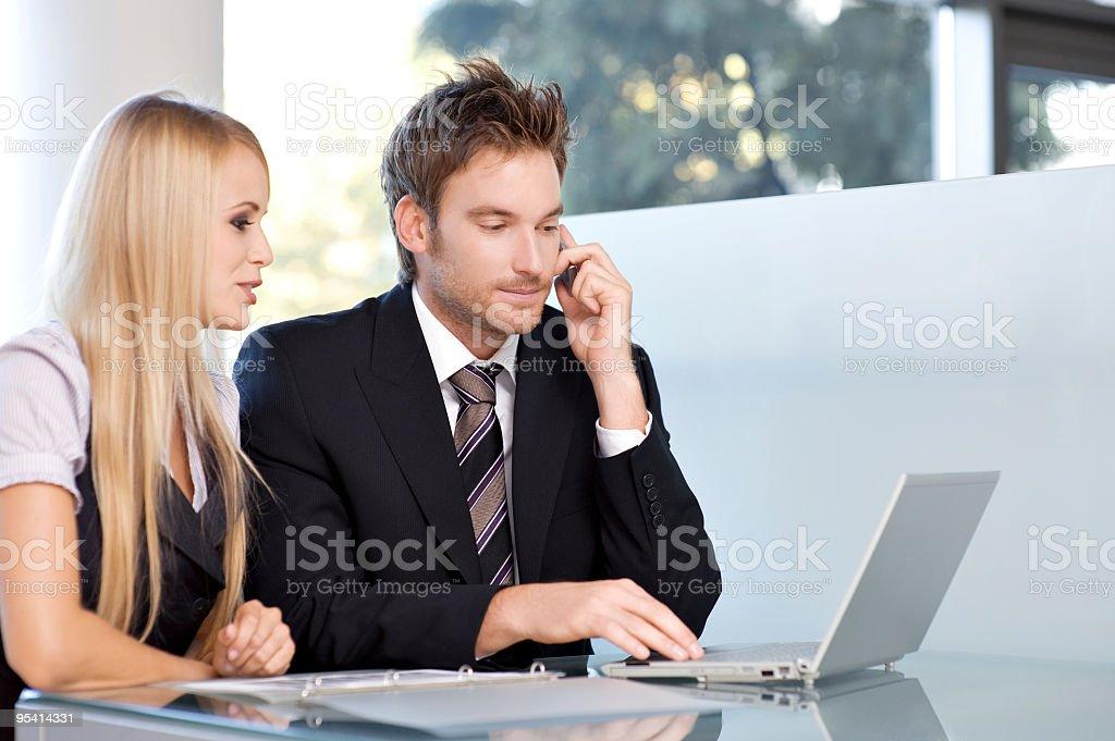 Business consulting Lizenzfreies stock-foto