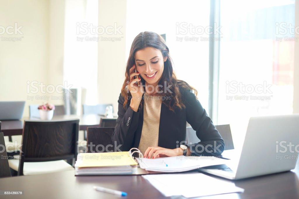 Conseiller en affaires - Photo