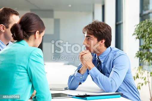155279487 istock photo Business consulting 483452049
