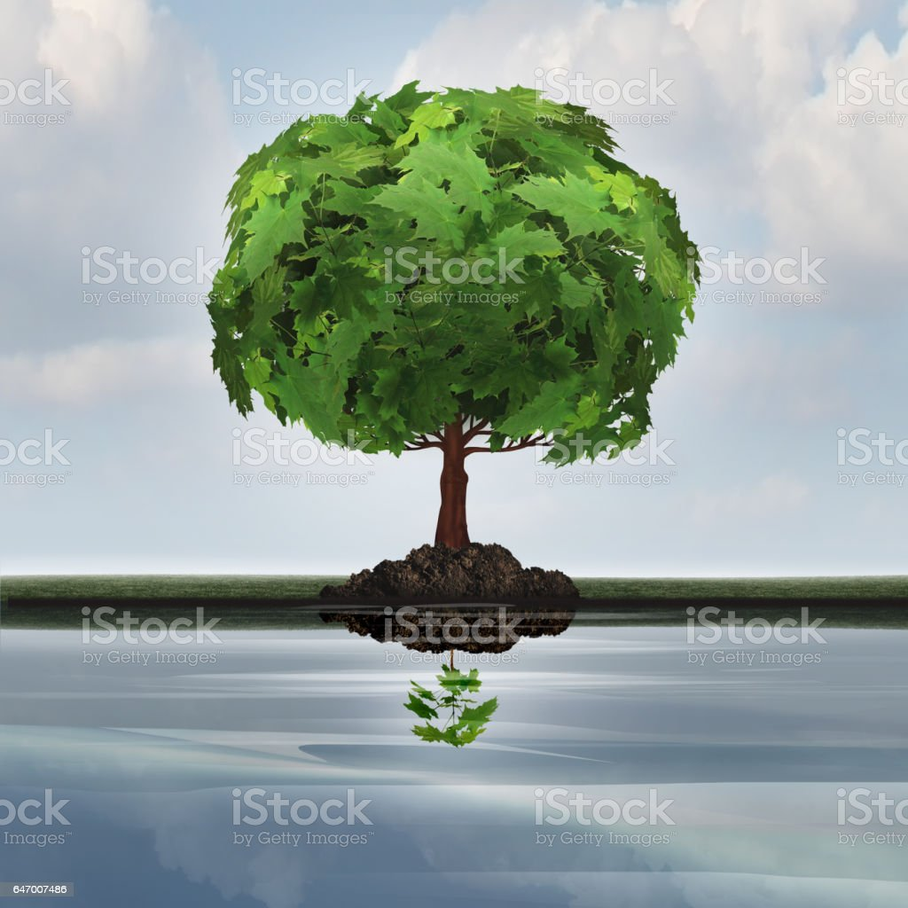 Business Contraction Concept stock photo