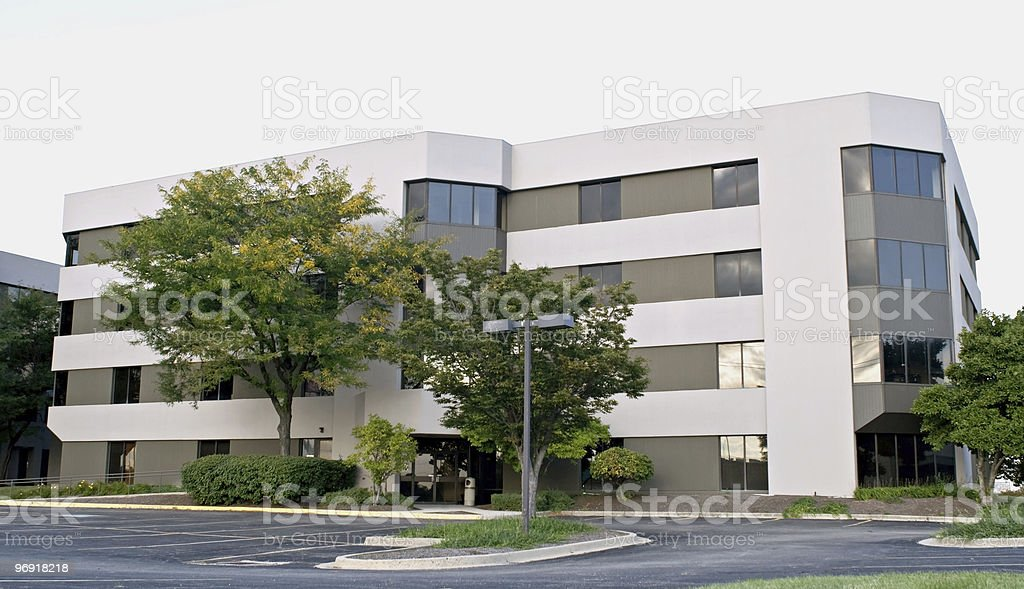 Business Corporation royalty-free stock photo